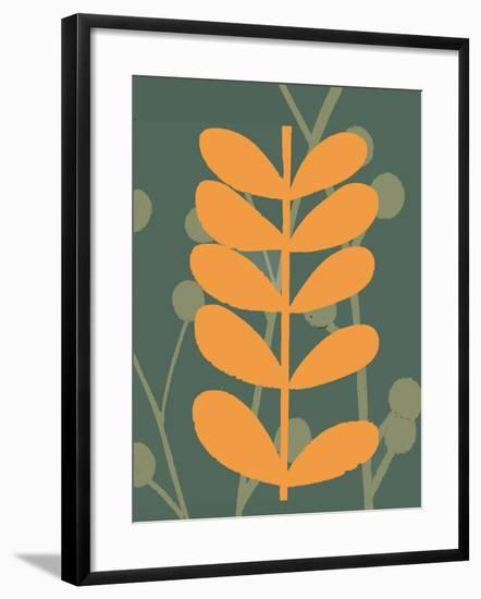 11JW7-15-06-Jan Weiss-Framed Art Print