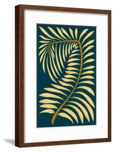 Palm Frond I by 12.0