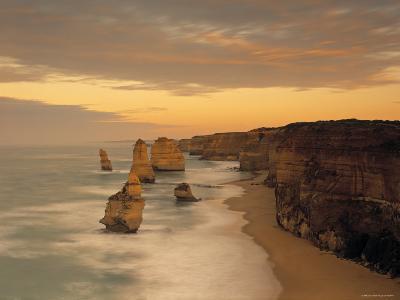 12 Apostles, Victoria, Australia-Peter Adams-Photographic Print