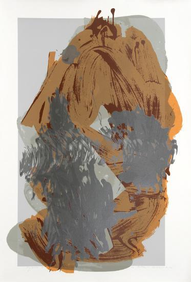 12 Bottom Sand, Earth, Smile-Darryl Hughto-Serigraph