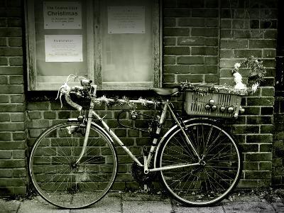 12 Days of Christmas Bicycle-Tim Kahane-Photographic Print