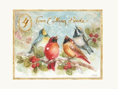 12 Days of Christmas IV-Lisa Audit-Art Print
