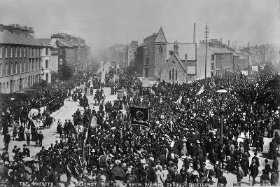 12th July, Belfast, Ireland, 1888-Robert John Welch-Giclee Print