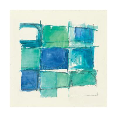 131 West 3rd Street Square II-Mike Schick-Art Print