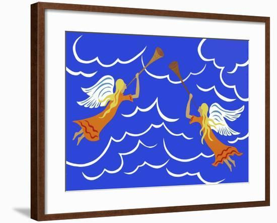 13CO-Pierre Henri Matisse-Framed Giclee Print