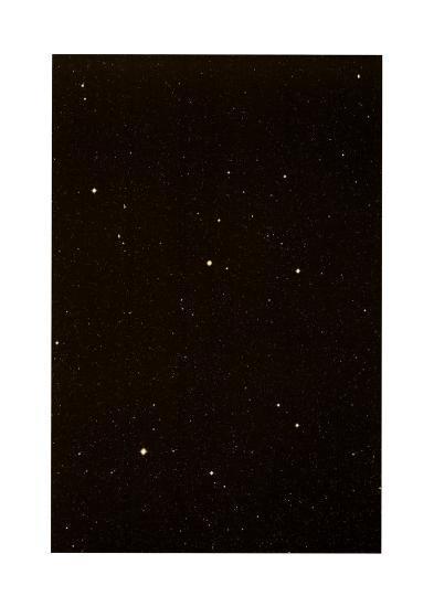 13h, 36m, -35 degrees, c.1992-Thomas Ruff-Art Print
