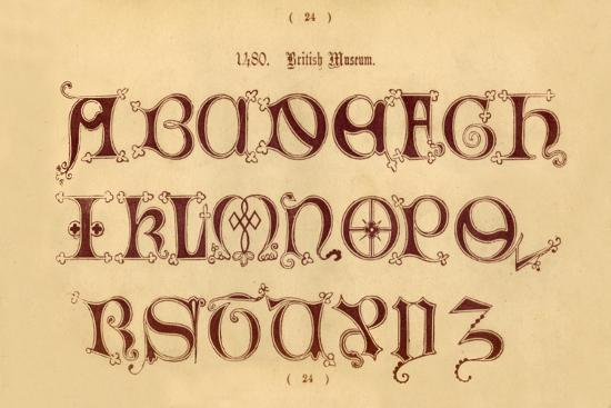 '1480. British Museum', 1862-Unknown-Giclee Print