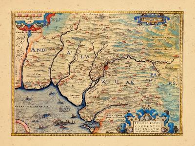 1579, Spain--Giclee Print