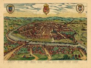 1590, Sevilla, Spain