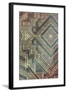 Lined Batik Pattern II by 16.0