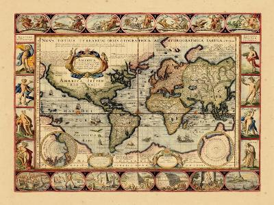 1631, World--Giclee Print
