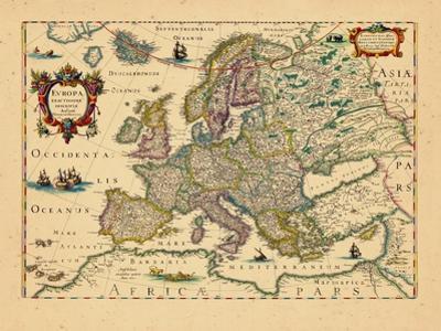 1633, Europe