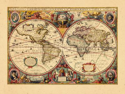 1633, World--Giclee Print