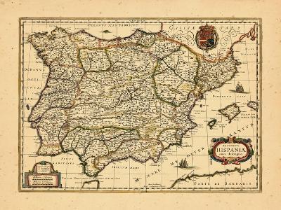 1640, Portugal, Spain--Giclee Print