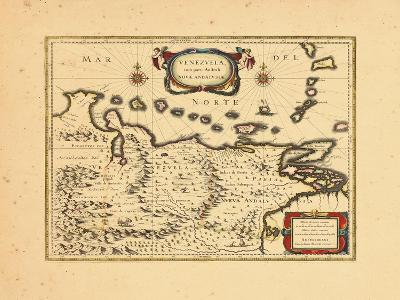 1640, Venezuela--Giclee Print