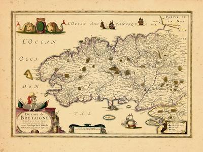 1646-57, France--Giclee Print