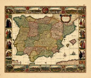 1652, Portugal, Spain