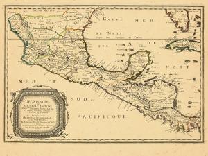 1656, Mexico, Central America