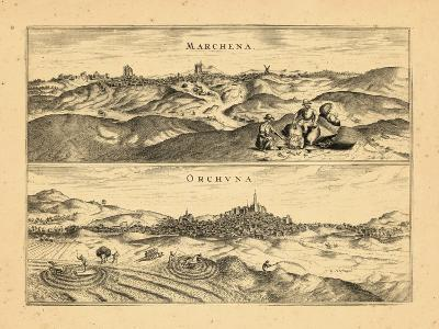 1657, Spain--Giclee Print