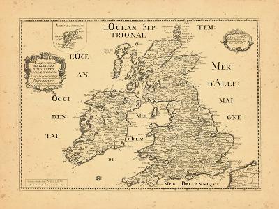 1669, United Kingdom--Giclee Print