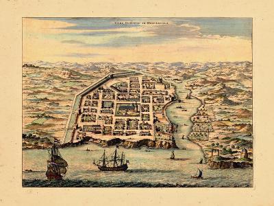 1671, Dominican Republic--Giclee Print