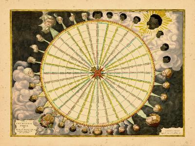 1680, World--Giclee Print