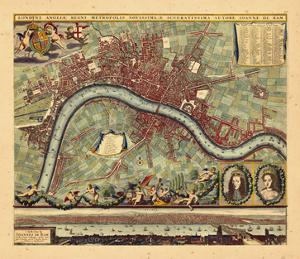 1690, London, England, United Kingdom