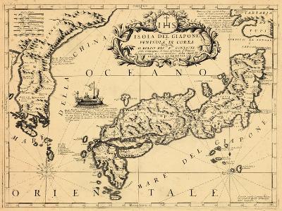 1692, Japan--Giclee Print