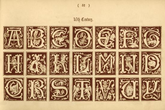 '16th Century', 1862-Unknown-Giclee Print