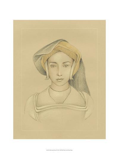 16th Century Portrait II-Ethan Harper-Art Print