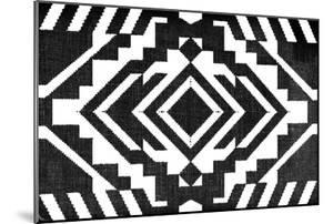 Black and White Textile Pattern by 17.0