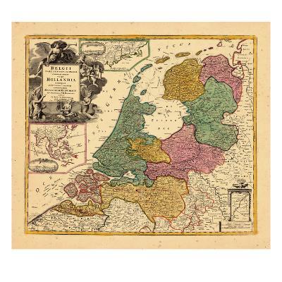 1700, Netherlands--Giclee Print