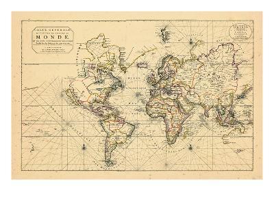 1703, World--Giclee Print