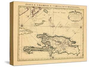 1722, Dominican Republic, Haiti