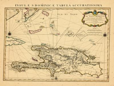 1722, Dominican Republic, HaitiHaiti