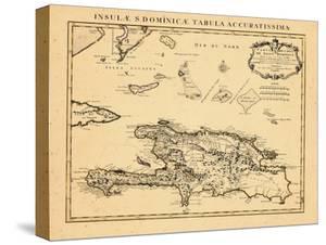 1722, Dominican Republic