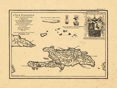 1731, Haiti