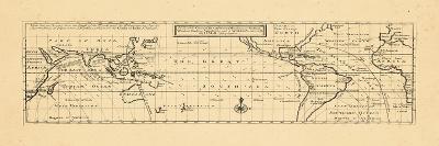 1736, Trade Winds, World--Giclee Print