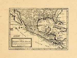 1745, Mexico, United States