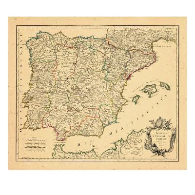 1750, Portugal, Spain--Giclee Print