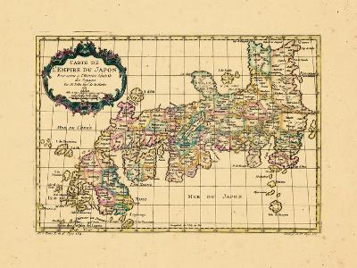 1752, Japan--Giclee Print