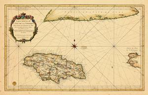 1753, Jamaica