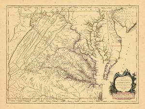 1755, Maryland, Virginia