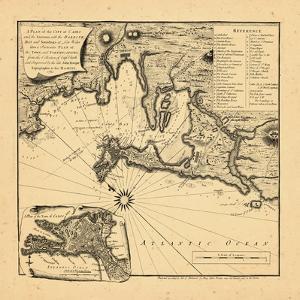1762, Spain, Atlantic Ocean