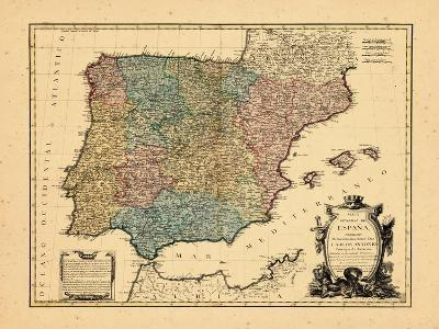 1770, Portugal, Spain--Giclee Print