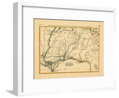 1778, Alabama, Florida, Louisiana, Mississippi, North Carolina