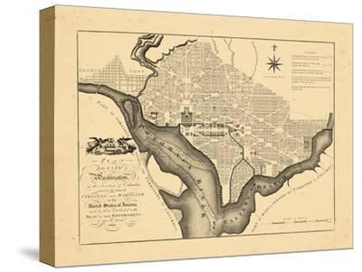 1795, Washington DC