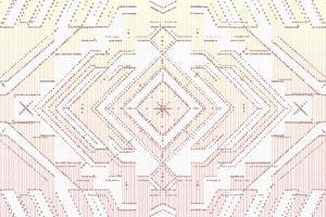 Sunset Southwest Pattern by 18.0