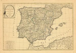 1808, Portugal, Spain