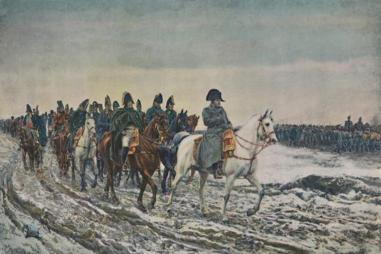 '1814 - Campaign of France', (1896)-Unknown-Giclee Print